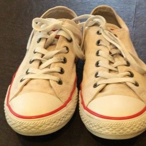 Converse All star in light pink